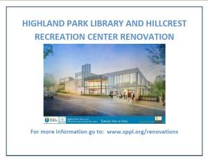 Highland Park Library 2014